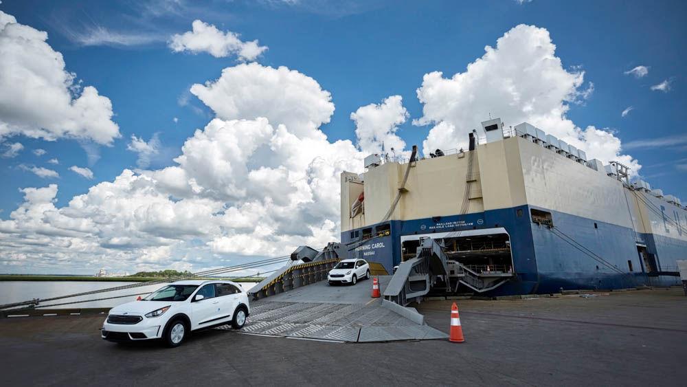 Jasa Kirim Mobil Tidore Kepulauan -