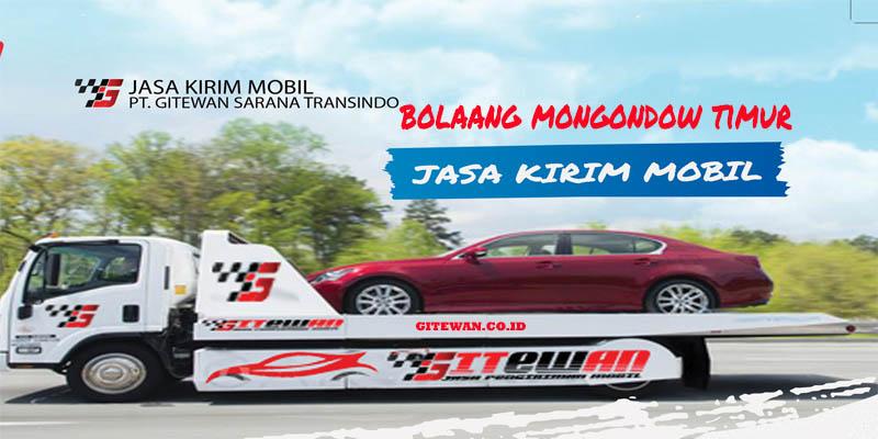 Jasa Kirim Mobil Bolaang Mongondow Timur
