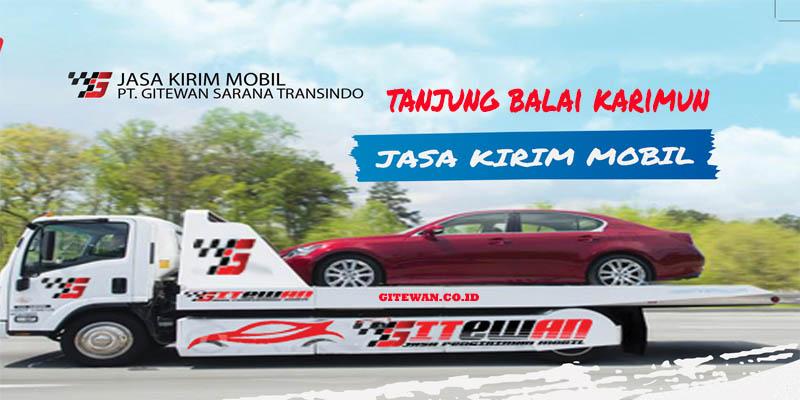 Jasa Kirim Mobil Tanjung Balai Karimun