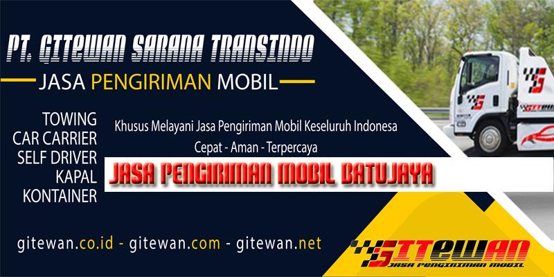Jasa Pengiriman Mobil Batujaya