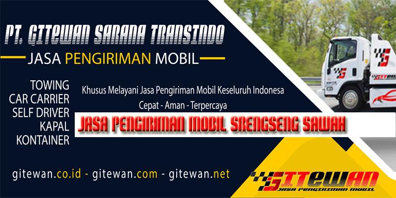 Jasa Pengiriman Mobil Srengseng Sawah